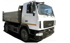 МАЗ-5550С3-521 (581) -000 Будівельний самоскид, г / п 12т.