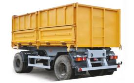 МАЗ-856100-4016-000 Причіп-зерновоз, платформа 16,3м3, г / п 15,3т.
