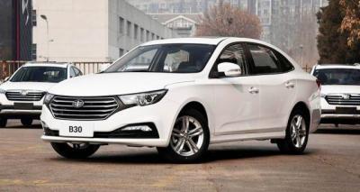 Купить новый седан FAW B30 с коробкой «автомат» можно с выгодой 20 000 грн.!
