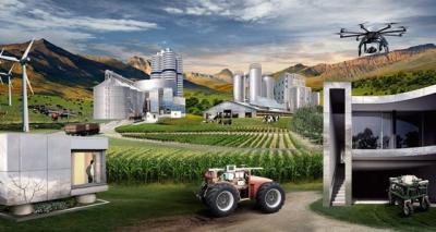 В Украине будут производить новый бренд тракторов – КрАСЗ!